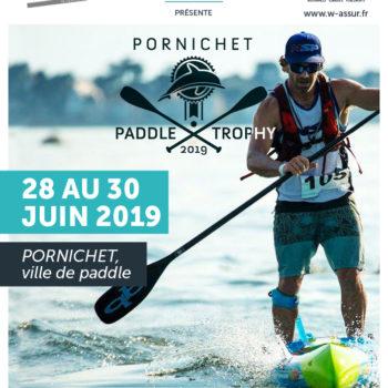 W Assur soutient le Pornichet Paddle Trophy 2019