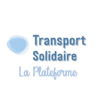 Logo plate forme du transport solidaire