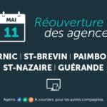 lundi 11 mai déconfinement et réouverture des agences W-Assur