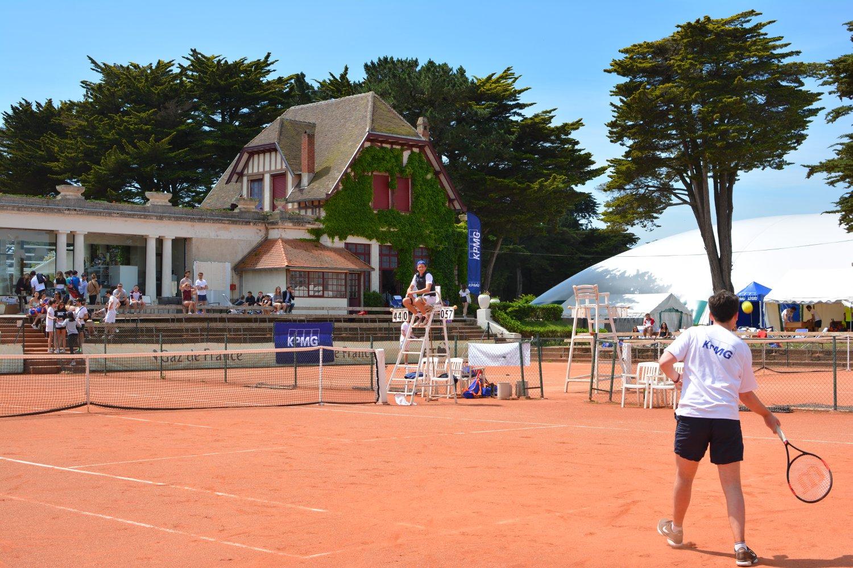 Tournoi de Tennis W-Assur à La Baule