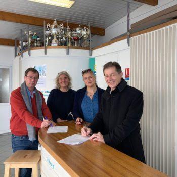 2021-01-20 Signature partenariat W-Assur CN Pornic
