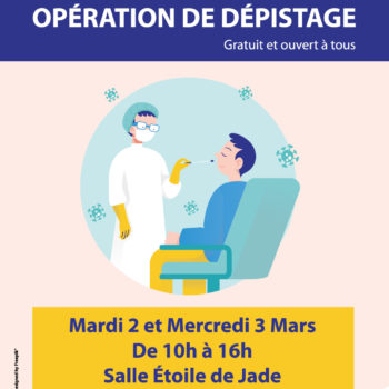 2021-03-02 Test depistage COVID-19