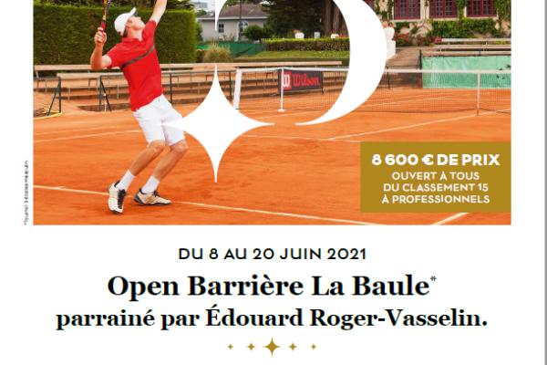 2021-06-08 Open masculin de Tennis Country Club Barière La Baule