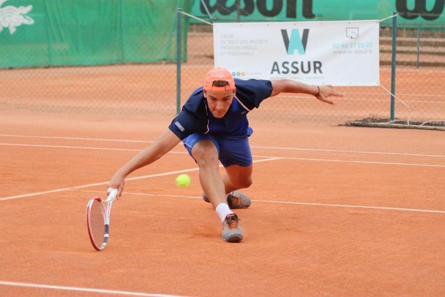 Tournoi de Tennis W-Assur à La Baule en aout 2021