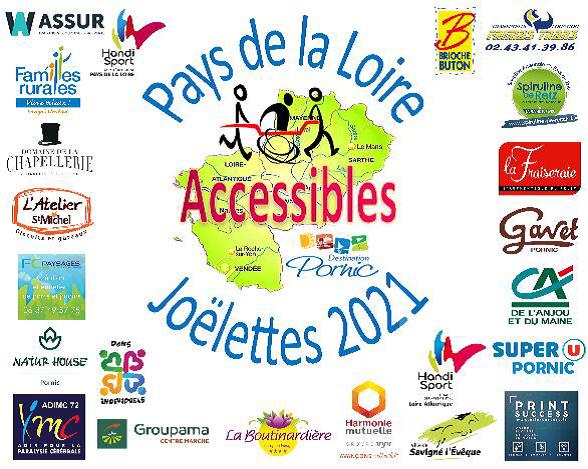 W Assur partenaire du  projet Joëlette en Côte de Jade